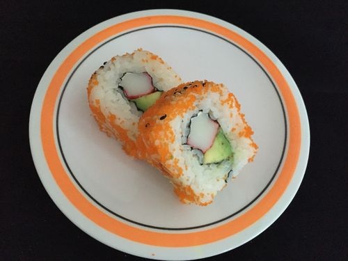 California Roll (Masago)